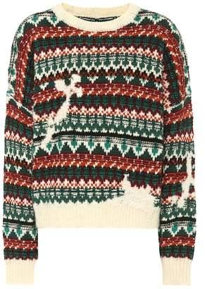 Etoile Isabel Marant Isabel Marant, Étoile Elroy wool and alpaca-blend sweater