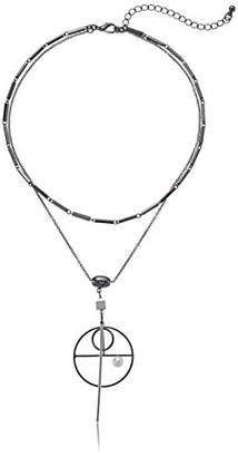 Danielle Nicole Quantum Strand Necklace