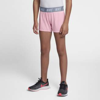 Nike Dri-FIT Trophy Older Kids'(Girls') Training Shorts