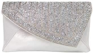 Wild Lilies Jewelry Crystal Envelope Clutch
