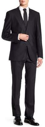 BOSS Hasen Glen 3-Piece Suit