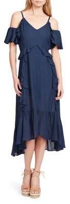 Jessica Simpson Yasmin Cold-Shoulder Dress