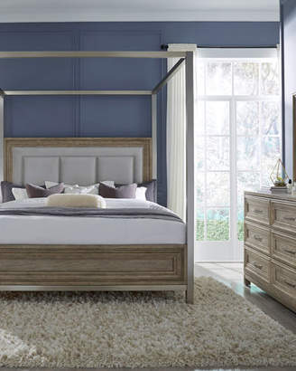 Domasa Queen Canopy Bed