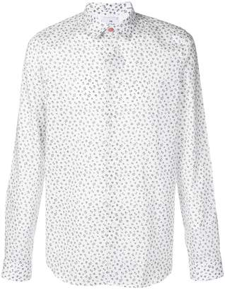 Paul Smith floral pattern shirt