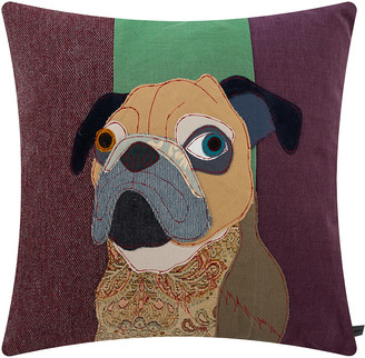 Tarquin the Pug Cushion