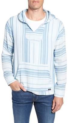 Faherty Baja Double Cloth Poncho