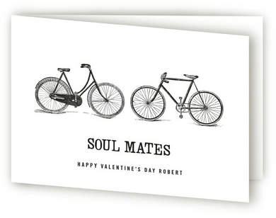 soul mates Valentine's Day Greeting Cards