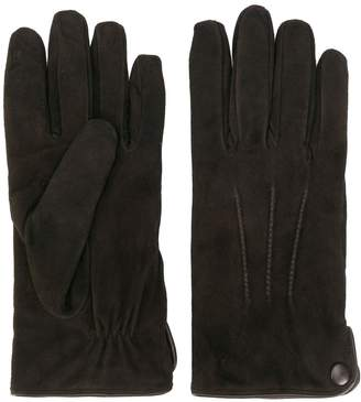 Eleventy classic fitted gloves
