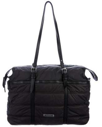 Burberry Quilted Abbey Diaper Bag
