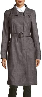 Akris Women's Again Belted Trench Coat