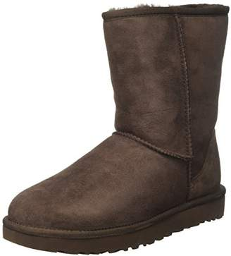 ... UGG Women's Classic Short II Short Boots, Brown (Brown), 6.5 UK(