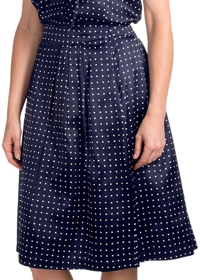 Pendleton Boulevard Skirt - Silk-Cotton (For Women)