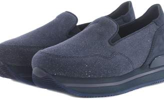 Hogan H222 Platform Slip-on Sneakers