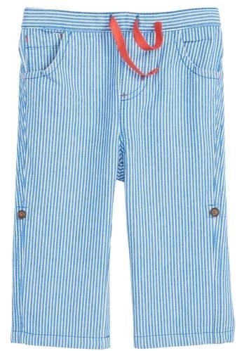 Mini Boden Roll-Up Pants