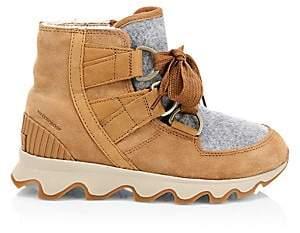 ce9b505a89 Sorel Women's Kinetic Short Lace-Up Boots