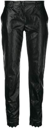 Philosophy di Lorenzo Serafini cropped straight leg trousers