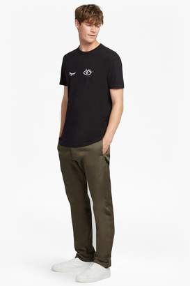 French Connection Selvedge Chinos