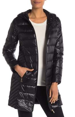 Tommy Hilfiger Zip Front Down Jacket