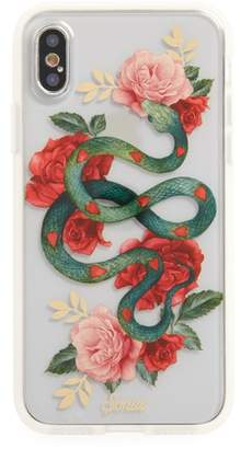 Sonix Heart Snake iPhone X Case