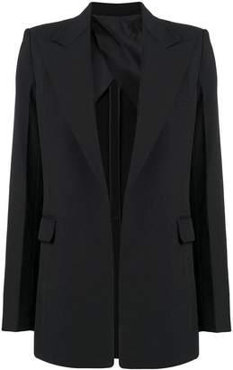 Helmut Lang Poly suit blazer