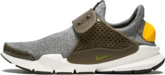 Nike Womens Sock Dart SE - Dark Loden/Gold Leaf