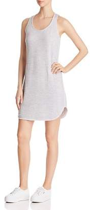 Three Dots Beach Terry Tank Dress