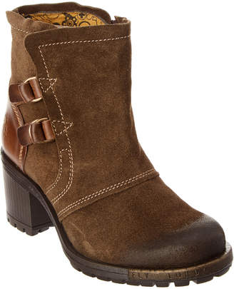 Fly London Lory Suede Bootie