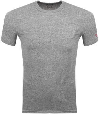 DSQUARED2 Crew Neck T Shirt Grey