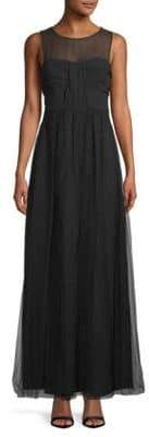 BCBGeneration Sleeveless Evening Dress