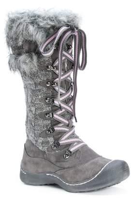 Muk Luks Gwen Knit Women's Waterproof Winter Boots