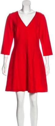 Trina Turk A-Line Mini Dress