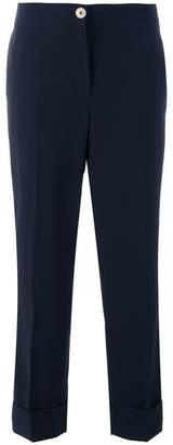 Salvatore Ferragamo straight tailored trousers