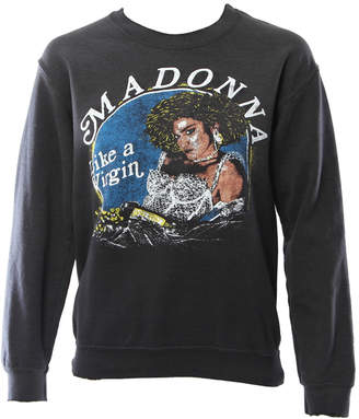 MadeWorn Madonna Like A Virgin Sweatshirt