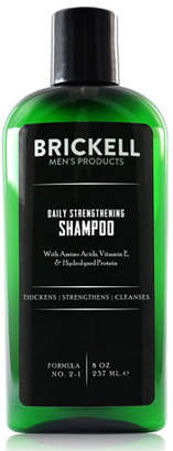 Brickell Men's Products Daily Strengthening Shampoo, 8 oz./ 137 mL