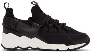 Pierre Hardy Black Trek Comet Classic Sneakers