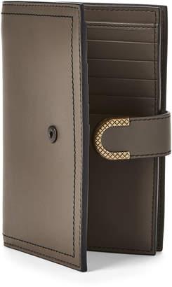Bottega Veneta Leather Bi-Fold Wallet