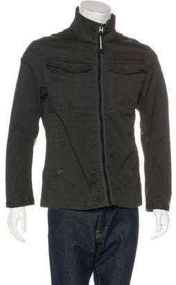 G Star Twill Field Jacket