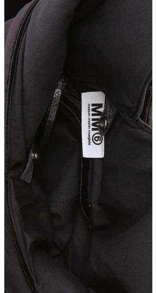 Maison Martin Margiela Felt Shoulder Bag