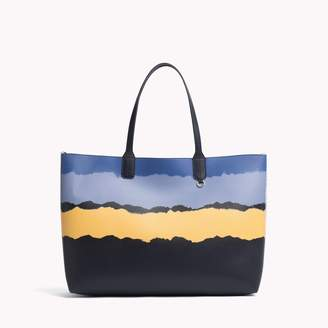 Tommy Hilfiger Painter Stripe Tommy Tote