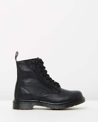 Dr. Martens Pascal 8 Eye Zip Boots - Women's