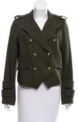 Smythe Wool Double-Breasted Jacket