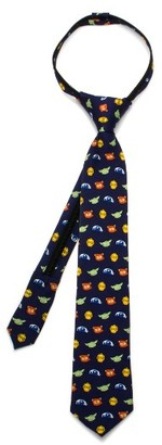 Boy's Cufflinks, Inc. Star Wars - Rebels Zip Silk Tie $30 thestylecure.com