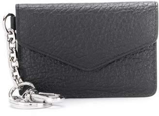 Maison Margiela envelope keyring wallet