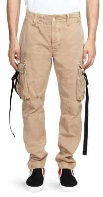 Palm Angels Slim Cargo Pants