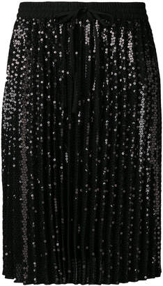 P.A.R.O.S.H. Gonna sequin skirt