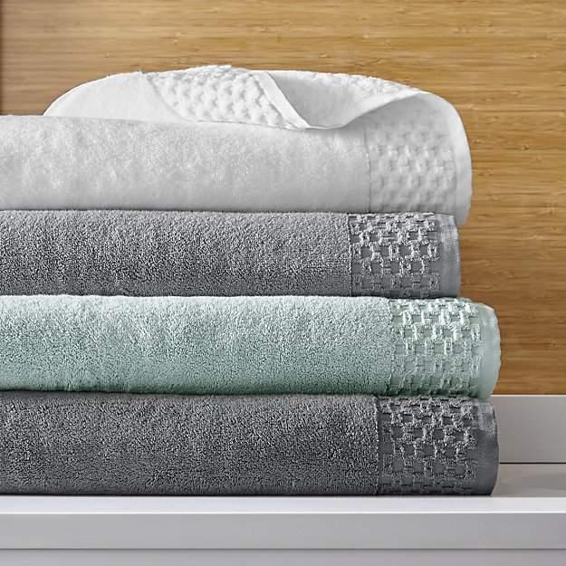 Zero Twist Quick Dry Bath Towels