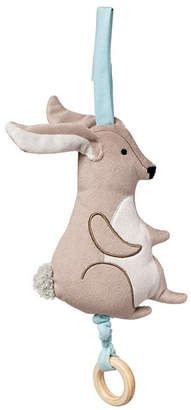 Manhattan Toy Camp Acorn Bunny Pull Musical Crib Toy