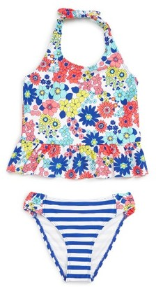 Toddler Girl's Tucker + Tate Two-Piece Swimsuit $35 thestylecure.com