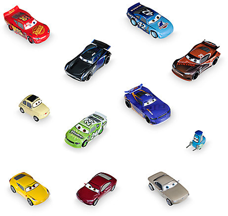 Cars 3 Deluxe Figure Play Set