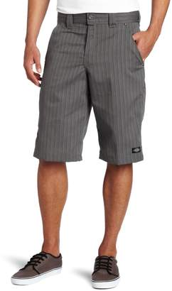 Dickies Mens 13 Inch Regular Fit Shadow Stripe Short